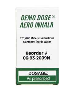 Demo Dose® Aero Inhalr (Ships ORMD)
