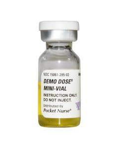 06-93-3112 Demo Dose® Mini Vial 2mL