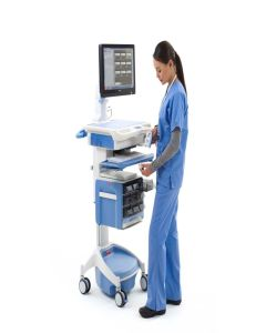 Touch Point Medical AccessRx Secure ™ Mobile Workstation