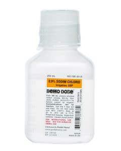 Demo Dose® 0.9% Sodim Chlorid