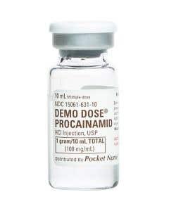 Demo Dose® Procainamid Procn 100 mg mL/10mL