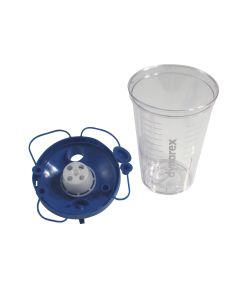 Suction Canister Hi-Flow with Lid