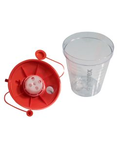 07-07-4670 Suction Canister Hi-Flow with Lid