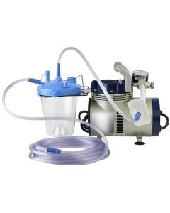Portable Suction Pump Unit with Suction Feet
