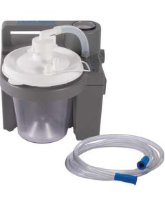 07-07-7306 DeVilbiss Healthcare Vacu-Aide® Suction Unit with Rechargeable Battery
