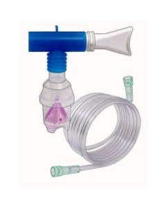 "Nebulizer with ""T"" Mouthpiece"