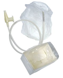 07-71-3205 Pocket Nurse® Suction Catheter Kit Non-Sterile with 2 Gloves