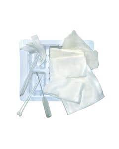 07-71-4601 Pocket Nurse® Tracheostomy Care Trays Latex Free (Tyvek Lid)