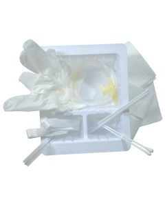 Pocket Nurse® Tracheostomy Care Kit with 14 Fr Catheter Latex Free