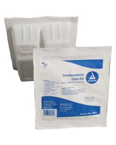 Tracheostomy Care Kit Tray