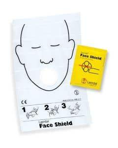 Laerdal Face Shield CPR Barrier Refill