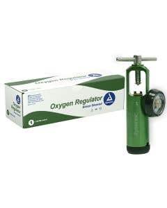 CGA Oxygen Regulator 8 LPM