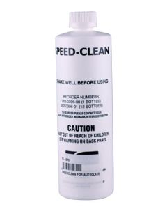 Autoclave Speedclean Solution - 16oz