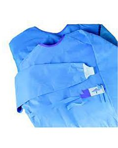 Sterile Surgical Gowns with Breathable Film, Extra Extra Large