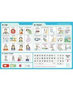 The EZ Board™ Patient Communication Board
