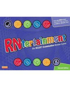 RNtertainment the NCLEX Examination Review Game