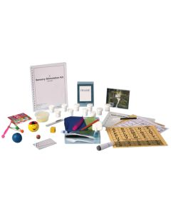 09-83-1820 Sensory Stimulation Activities Kit
