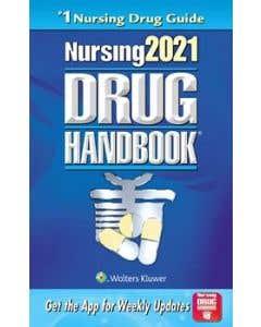 2021 Nursing Drug Handbook