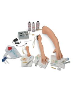 Life/form® Complete IV Arm and Pump Set