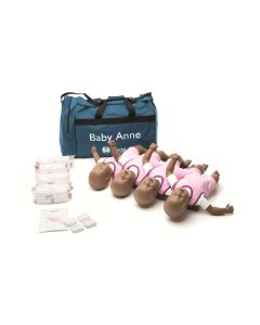 11-81-0503 Laerdal Baby Anne CPR 4 Pack