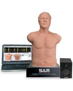 11-81-0911 Cardionics SAM 3G Student Auscultation Manikin 3rd Generation