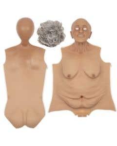 Geriatric Essentials Kit for Nursing Anne Simulator