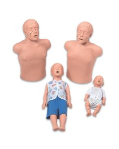 Simulaids Professional Instructor's CPR Starter Pack Set