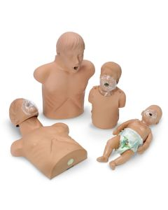Simulaids Sani CPR Family Pack