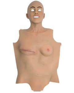 Mastectomy Skin for Nursing Anne Simulator