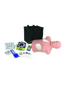 11-81-2830 Simulaids Zoll AED Trainer Package with CPR Brad