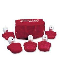 Nasco Basic Buddy® CPR Manikin 5-Pack