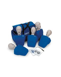Nasco CPR Prompt® Training and Practice Manikin - TPAK 100 Adult/Child 5-Pack