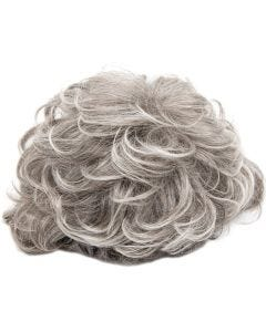 Female Gray Hair Wig for Nursing Anne Simulator