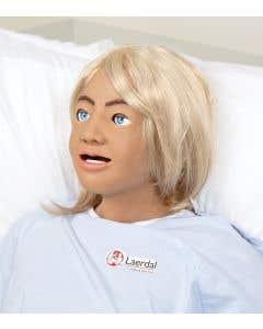 Blonde Wig for Nursing Anne Simulator