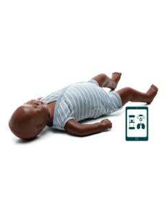 Little Baby QCPR Manikin, Dark Skin Tone