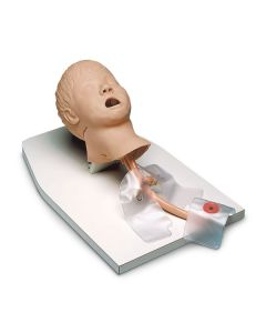 Airway Management Trainer with Stand, Pediatric