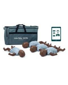 Little Baby QCPR 4-Pack, Dark