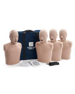 12-81-4400-WH Child CPR-AED 4-Pack Training Manikin