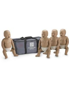 Prestan Infant Manikin 4-Pack with CPR Monitor