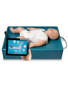 Simulaids STAT Baby Advanced with  IPAD® Controls