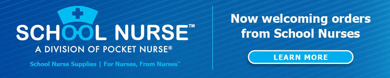 School Nurse - a division of Pocket Nurse