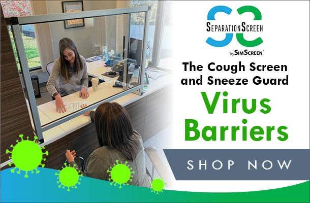 Separation Screens - Virus Barriers