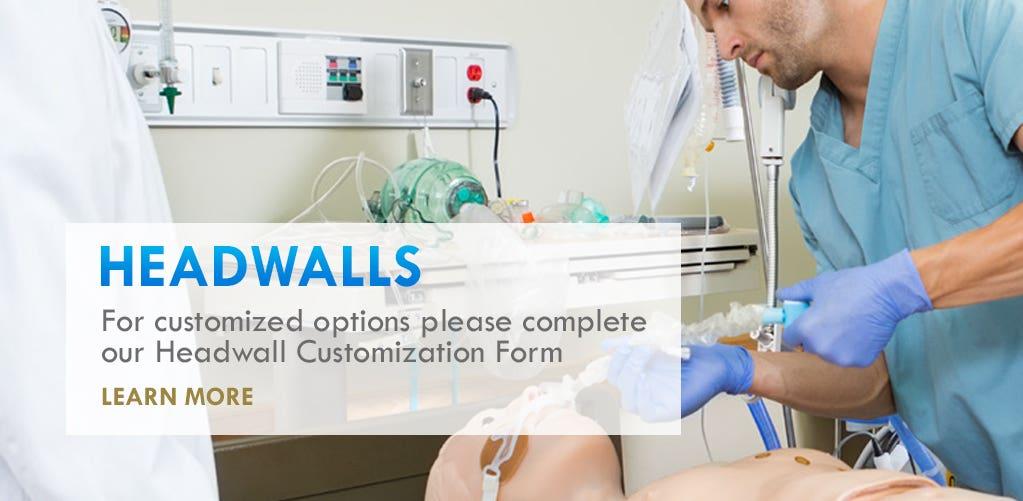 Headwall customization link to form